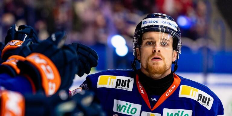 """SHL: Shinnimin vill spela för Luleå - """"Jag skulle göra det bra"""""""