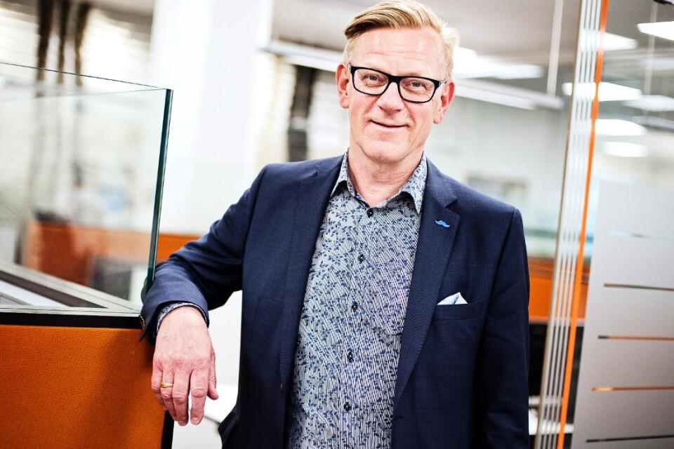"""""""Det är nu vi kan stötta föreningarna"""", säger Östen Gunnarsson."""