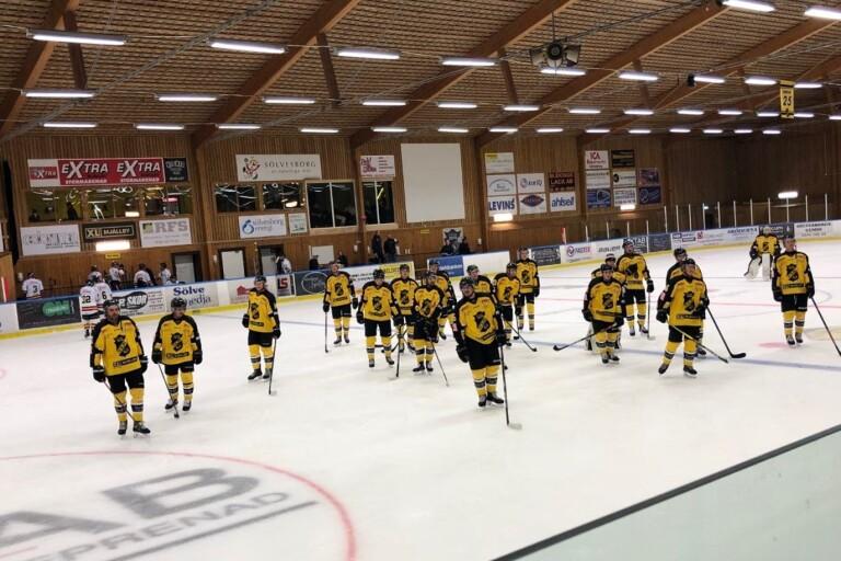 Sölvesborgs IK hoppas få fira i alltvåan