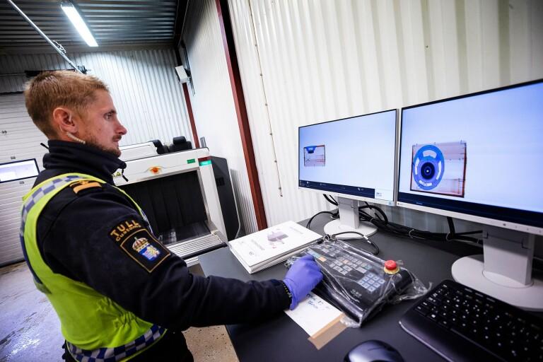 Nu ska Trelleborgs hamn kameraövervakas