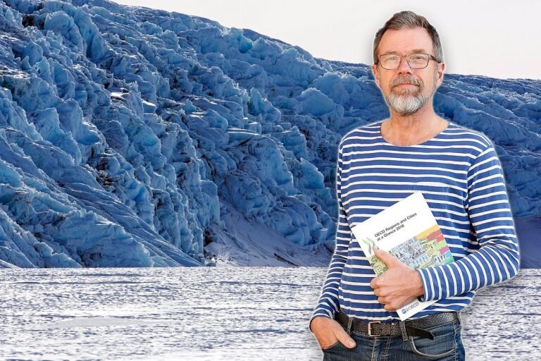 Jan Lindsten: Forskare måste inte vara rädda för klimatförändringen - däremot sakliga