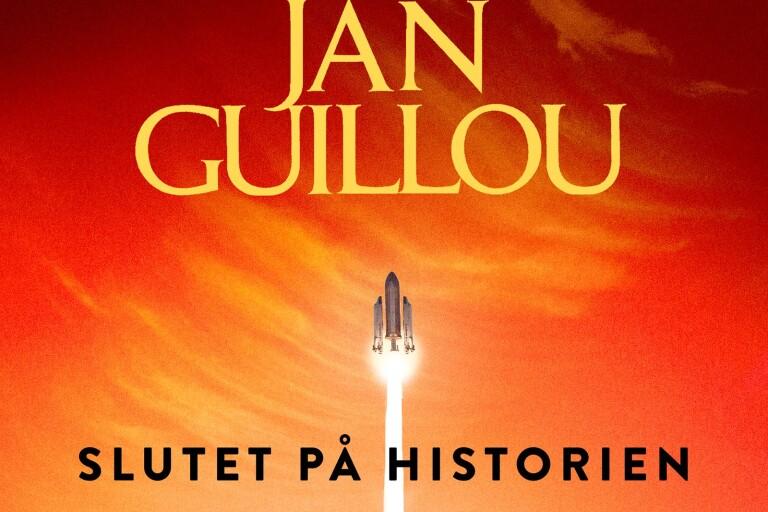Ny bok: Jan Guillou avslutar sin romansvit