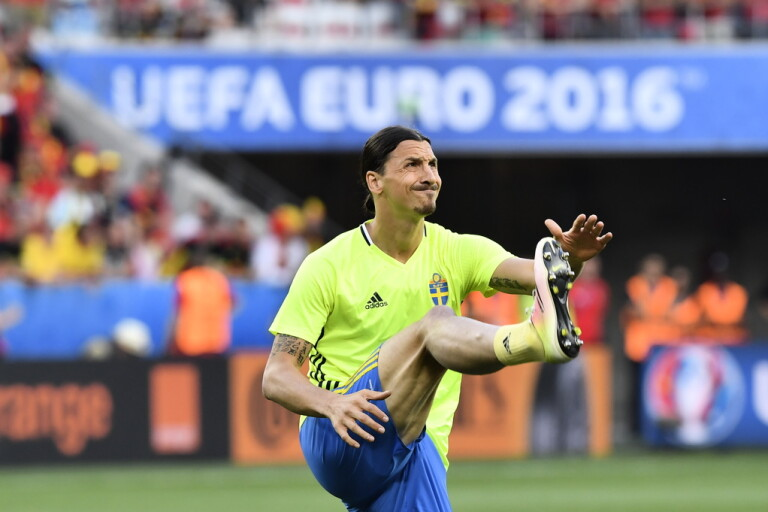 """Zlatan: """"Om jag saknar landslaget? Såklart"""""""