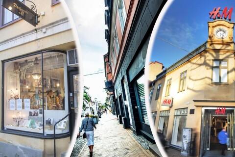 Så har innerstan förändrats – här är butikerna som stängt eller flyttat