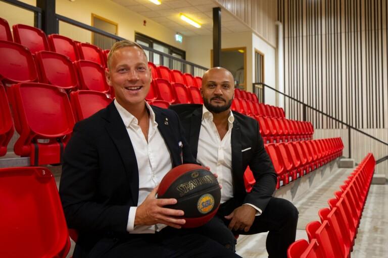 Svedalas nätverkare ska skapa basketfeber i Trelleborg