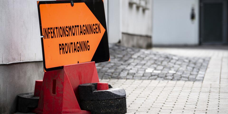 En person i Stockholmsregionen har avlidit efter att ha smittats av coronaviruset. Arkivbild.