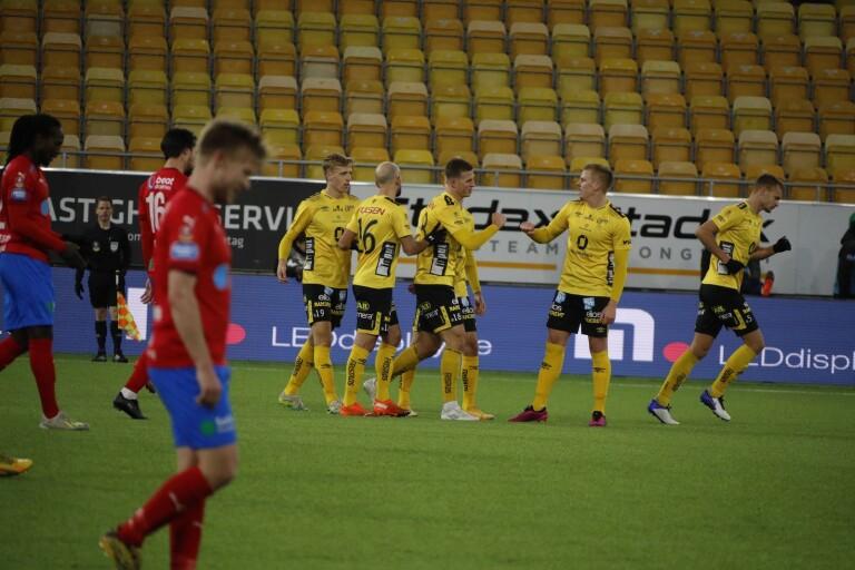 Elfsborg vann – ett steg närmare Europa
