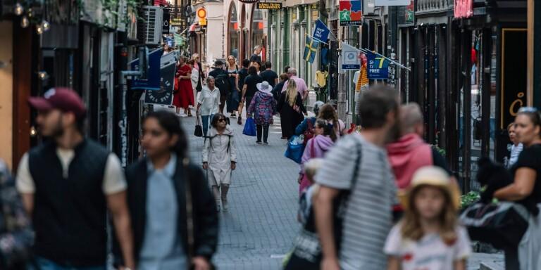 Svenskar på hemester vill ha småstad och natur
