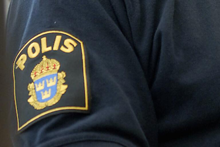 Man med kniv och narkotika stoppades i Linnéparken