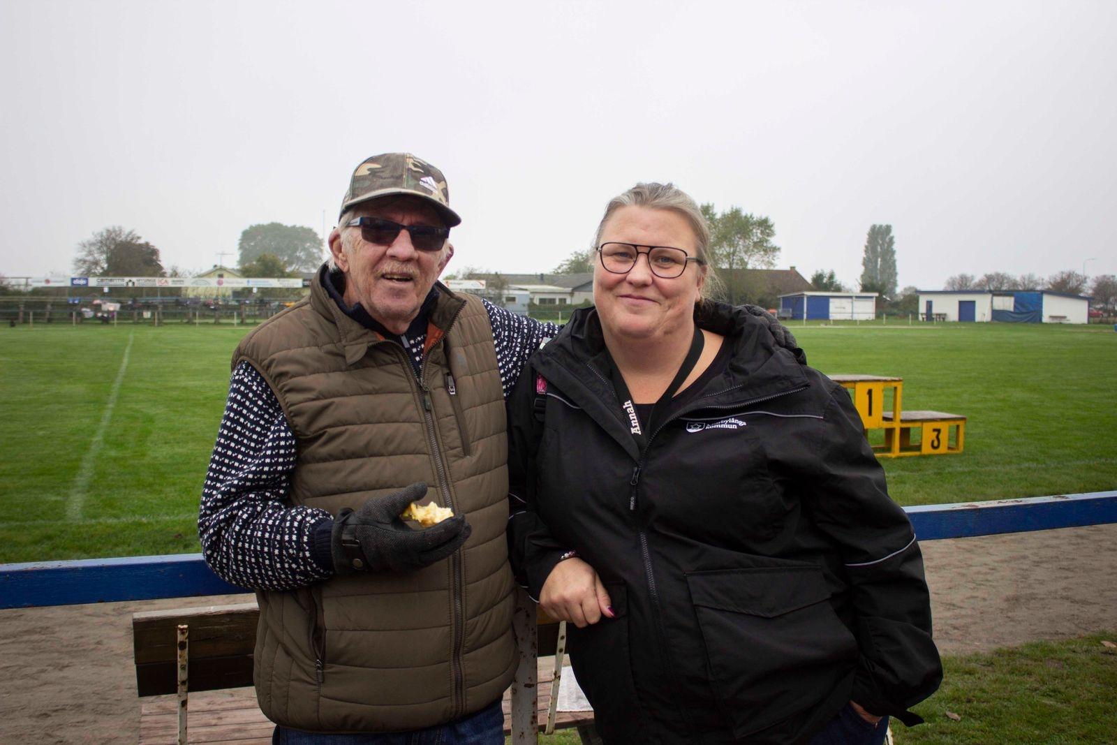 Träslöjdsläraren Tjalle Norlander har varit med ett tag. Han har varit lärare till Annah Stärlinge som nu själv är lärare på skolan.