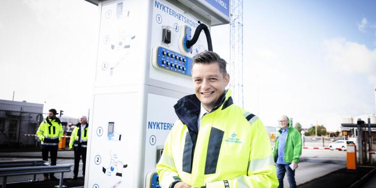 """Göteborgs hamn står emot: """"Kommer att få se ännu större lagringsbehov"""""""