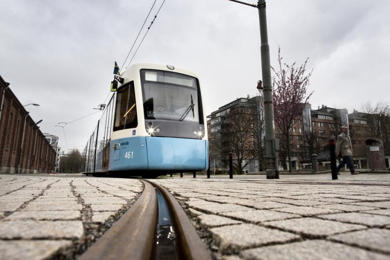 Skanska bygger spårvagnsdepå i Göteborg