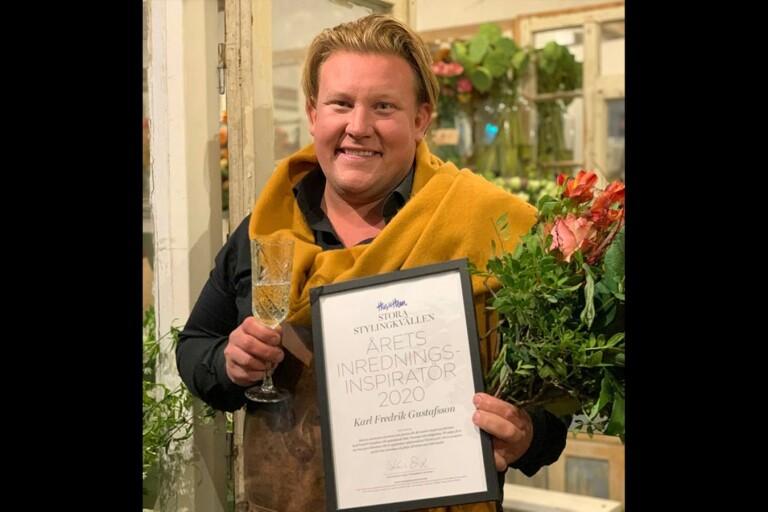 Hus & Hem prisar florist