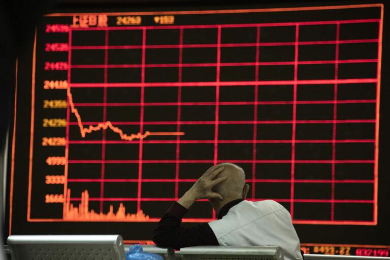 Små rörelser på Kinabörser