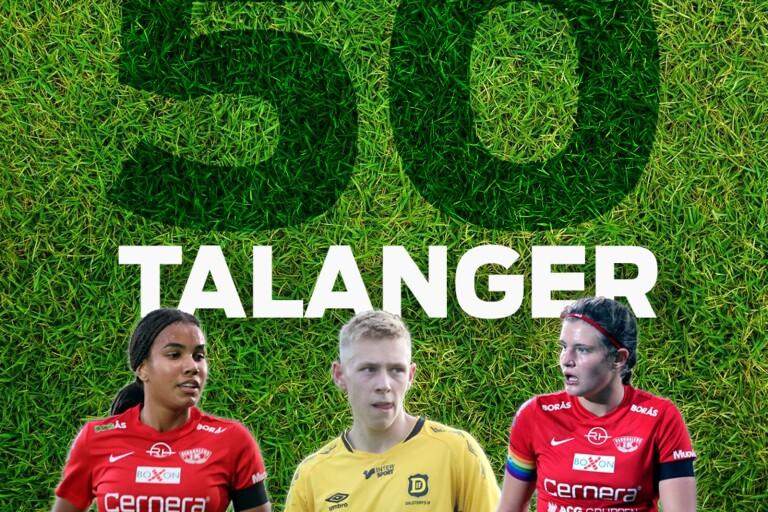 BT-sporten listar: Här är framtidens 50 elitspelare från Sjuhärad