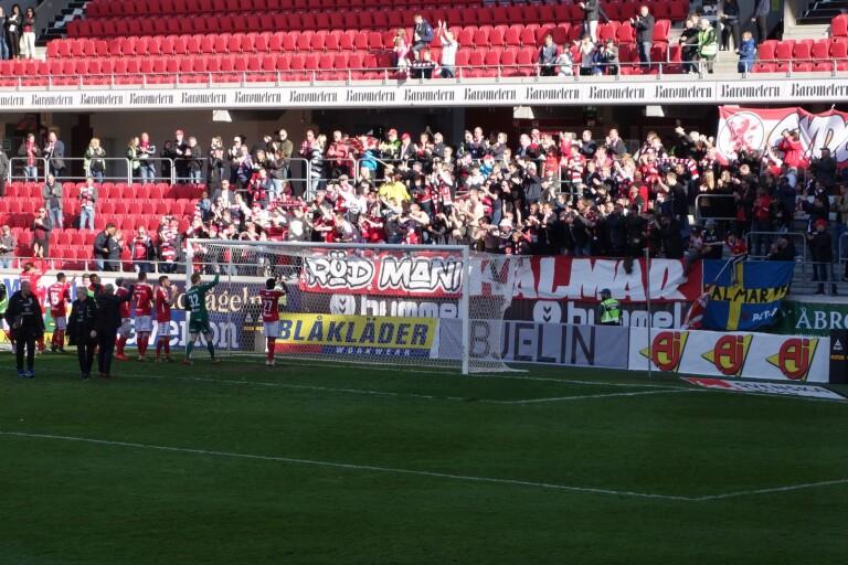 Kalmar FF korttidspermitterar all personal – även spelare