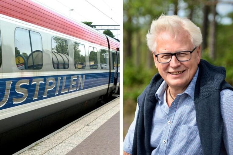 """Andersson (KD): """"Köp färre tåg – spara en halv miljard"""""""