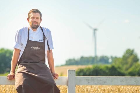 """Startar restaurang på sin gård – """"Här kan jag vara mig själv"""""""
