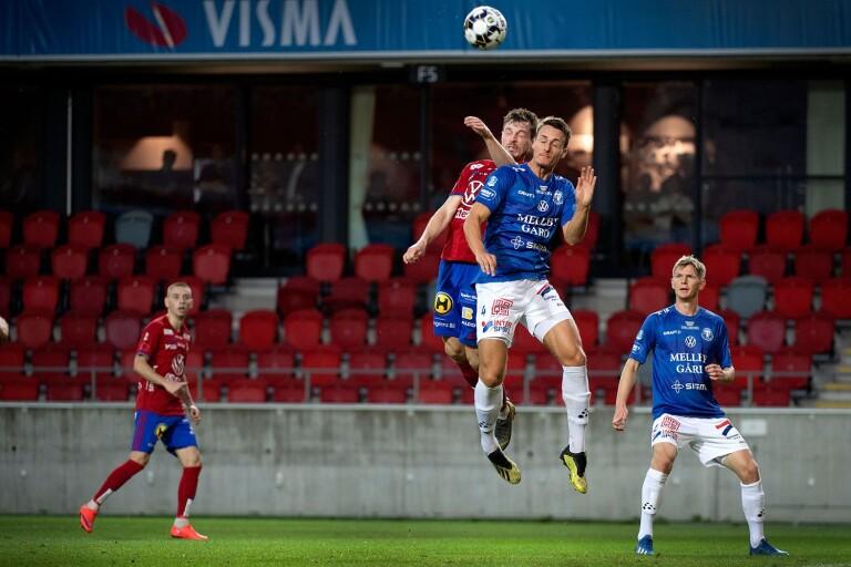 Mortensen nickade till – Öster på allsvensk kvalplats