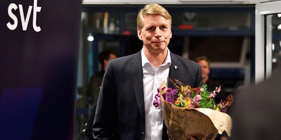 Språkröret Per Bolund (MP) öppnar för att släppa in Vänsterpartiet i regeringen efter nästa val.