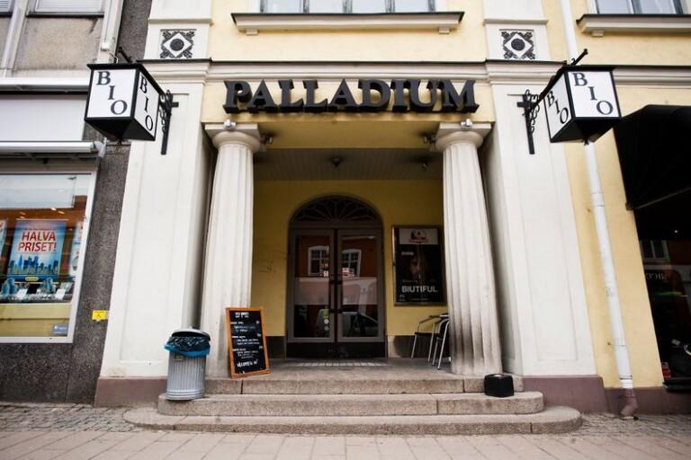 Biosalongen i Växjö hyrs ut till privatpersoner