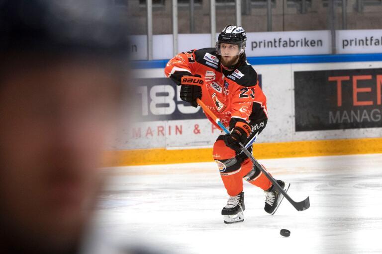 Daniel Norbe är säker på sin sak. Karlskrona HK kommer inte att bli något bottenlag denna säsong.