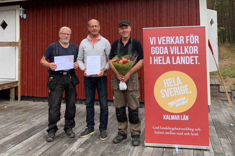 Lokal bygdegårdsförening prisas nationellt