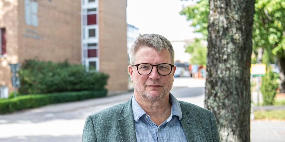 Pär Lindgren, chefläkare på Region Kronoberg.