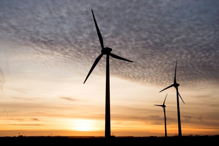 Vindkraftspark planeras utanför Växjö
