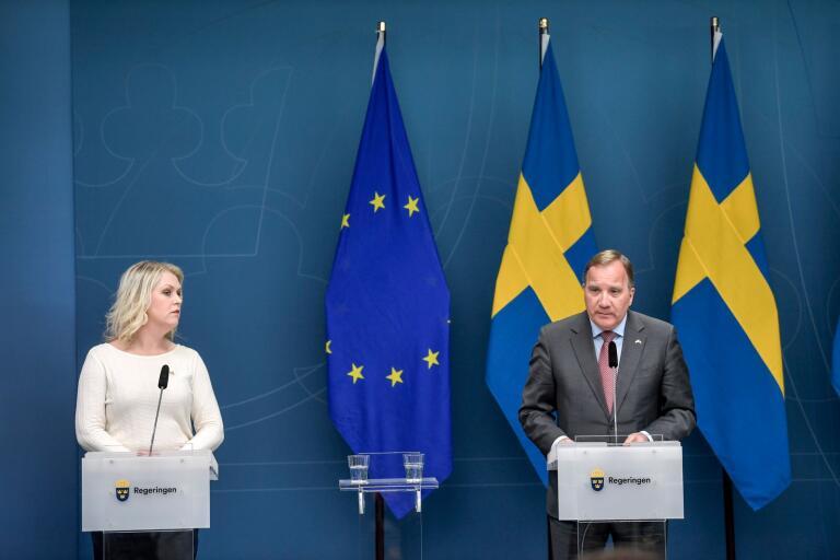 Gång på gång har socialminister Lena Hallengren (S) och statsminister Stefan Löfven (S) under de senaste månaderna presenterat nya stöd till landets kommuner och regioner. för Kalmar läns del har det, så här långt, inneburit drygt 572 miljoner i stöd.