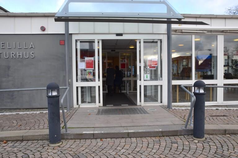 Efter corona-stängning – biblioteket öppet igen