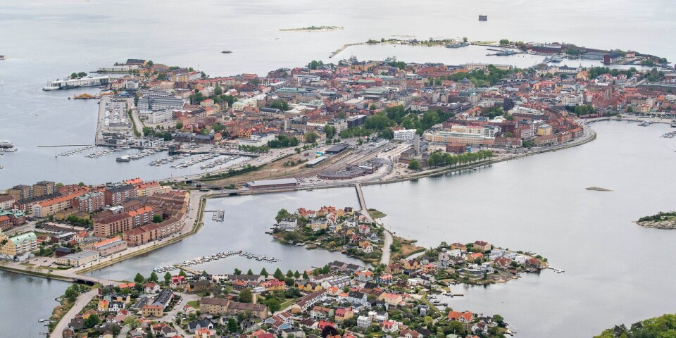Är Karlskrona en attraktiv plats för ungdomar och unga vuxna, går marknadsföringen av sig själv.