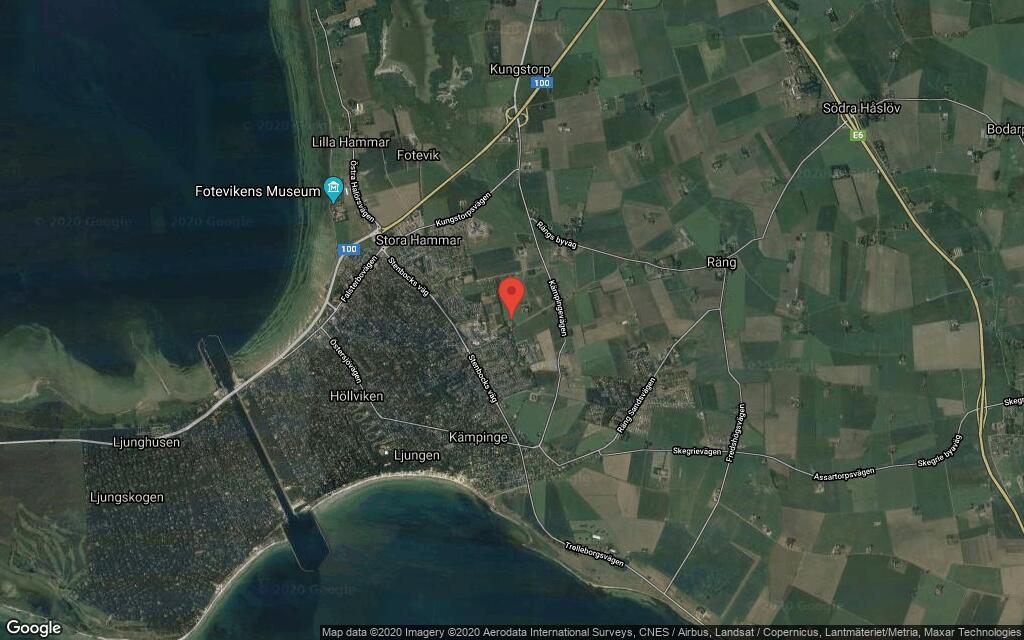 Ny ägare till tomt i Höllviken – priset: 1800000 kronor