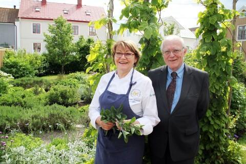 Klart: Han tar över efter Owe och Karin Fransson på Hotell Borgholm