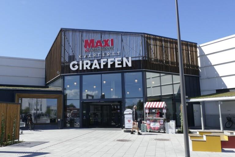 Nyöppning i Kalmar: Kedjan flyttar in på Giraffen