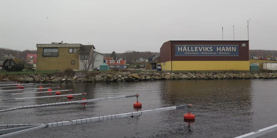 När Hälleviks Rökeri nu väljer att flytta sin verksamhet till Nogersund kan det bli aktuellt att bygga bostäder i hamnområdet.
