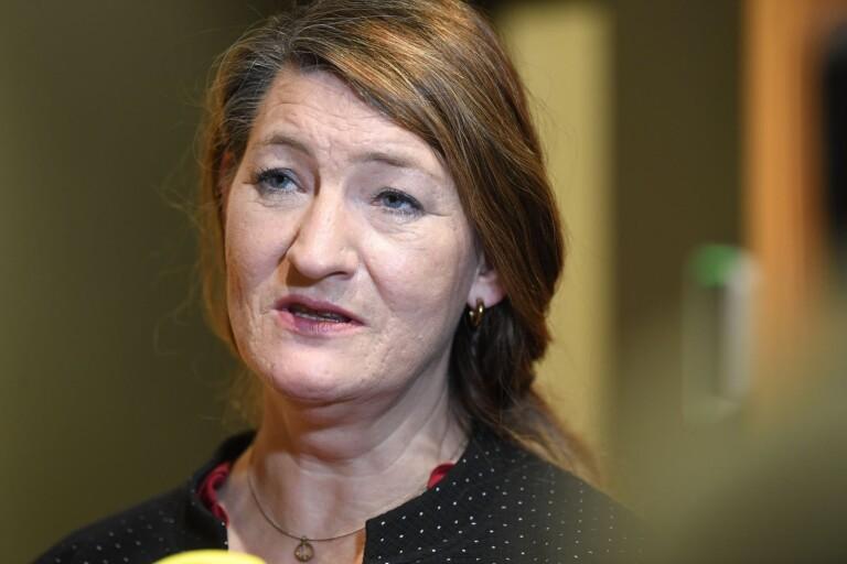 Oskarshamn: LO:s ordförande på digitalt möte
