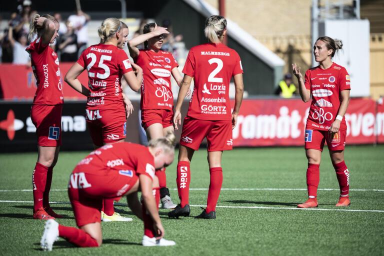 Även Kif Örebros spelare permitteras. Arkivbild.