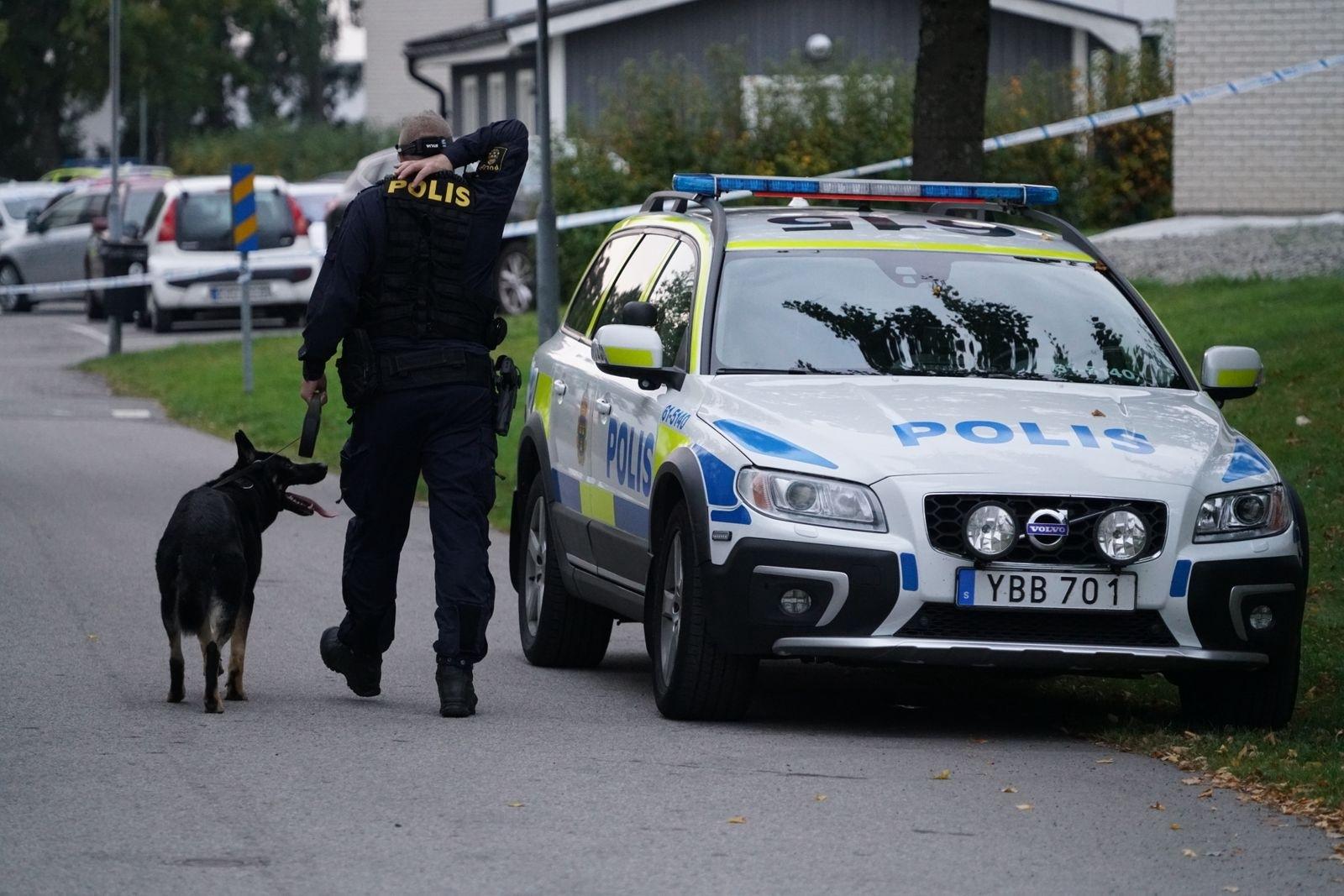 Under natten till lördagen den 11 september sköts en man i 30-årsåldern till döds på Araby i Växjö.