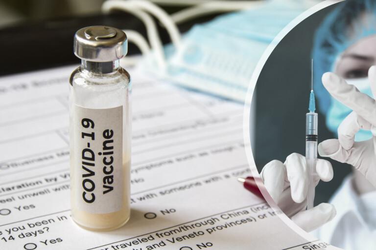 """Covid-19: """"Här är allt du behöver veta om vaccinet"""""""