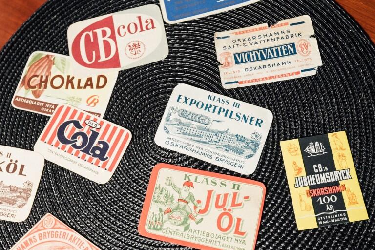 Ålemsbo var först ut att brygga öl i Oskarshamn