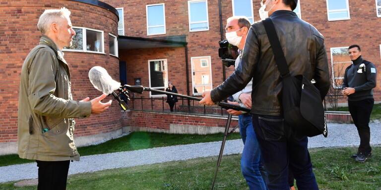 Sveriges fotografer söker coronauppdrag
