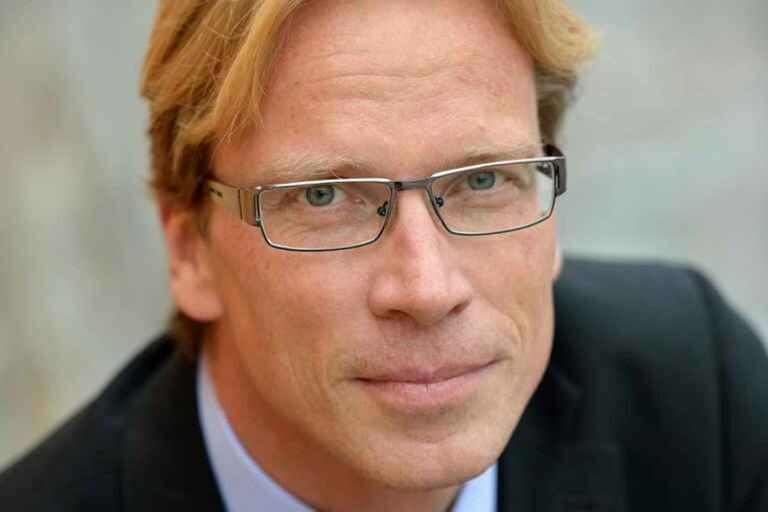 Erik Lysén, chef för Svenska kyrkans internationella arbete.