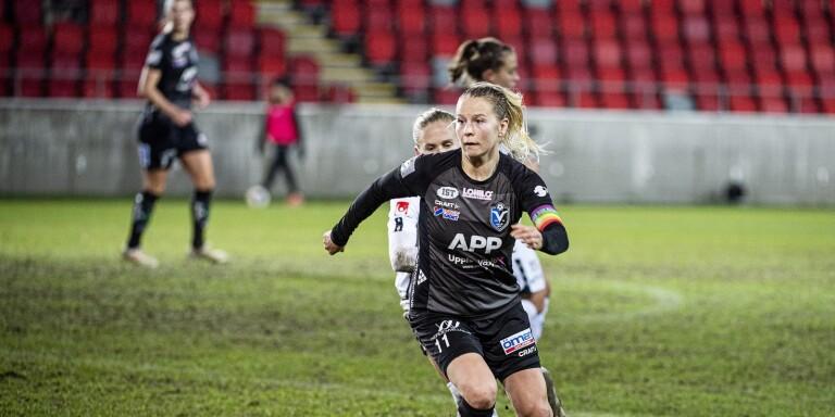 """Växjö DFF-kaptenen: """"Det är sex poäng kvar att spela om"""""""