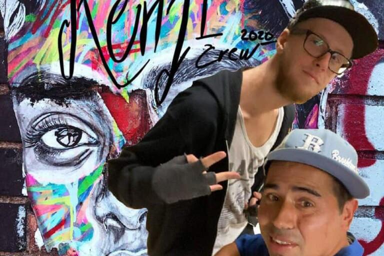 Sebastian Haag och Mario Ramirez bildar tillsammans Kenji Crew.