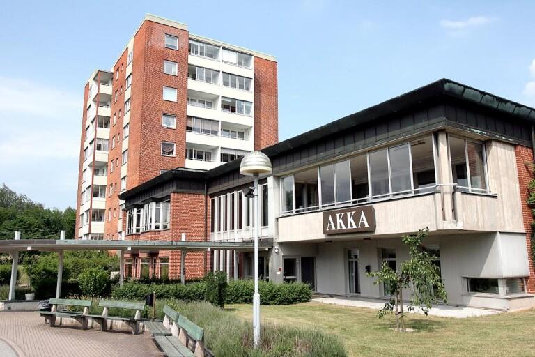 Träffpunkten på servicecentret Akka i Trelleborg skulle kunna överföras till kultur- och fritidsnämnden.