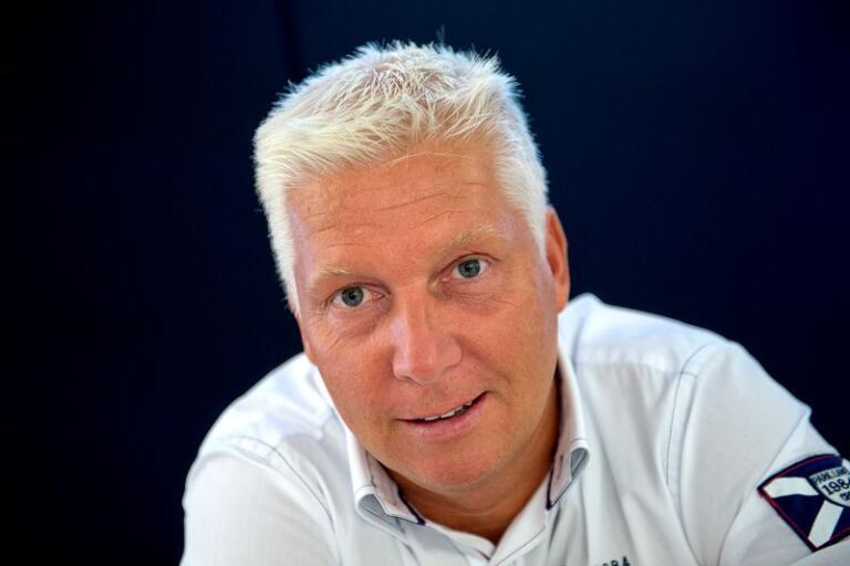 Patric Nilsson, sportchef och krönikör på Kristianstadsbladet