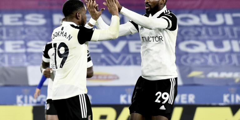 Fulham skrällde mot Leicester
