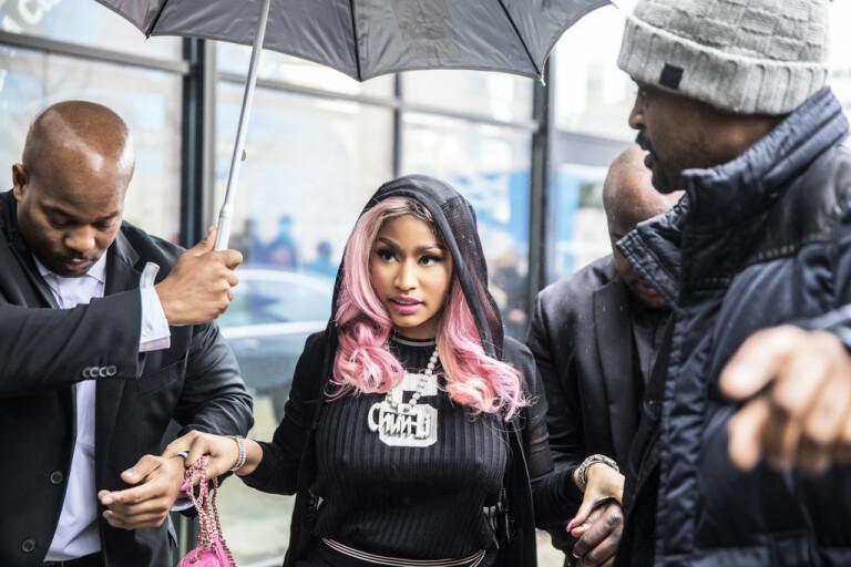 Nicki Minaj gör ny dokuserie om sig själv