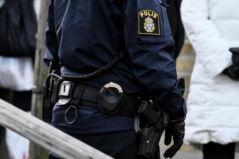 En man i 35-årsåldern har gripits misstänkt för mordförsök. Arkivbild.